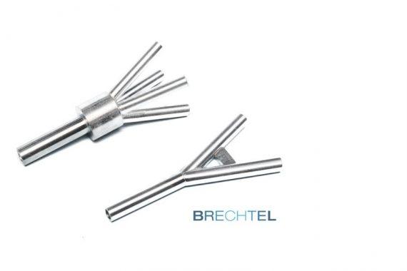 Mai 2017 — Neue Zusammenarbeit mit amerikanischem Hersteller BRECHTEL