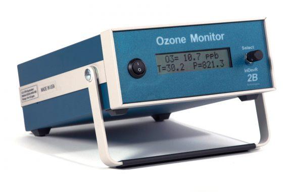 Ozonmessgerät 202 von 2BTechnologies