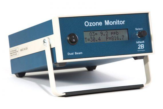 Ozonmessgerät 205 2BTechnologies