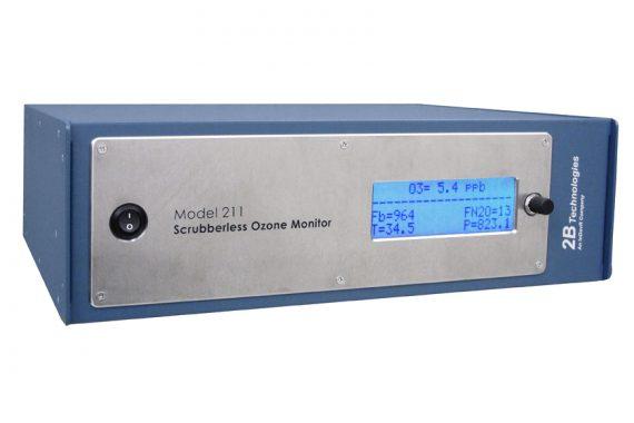 Ozonmessgerät 211 2BTechnologies