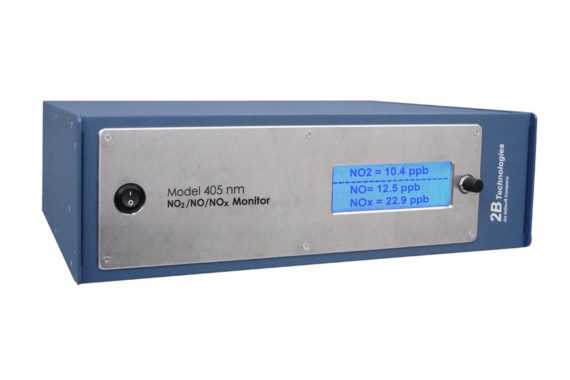 Stickoxidmessgerät 405nm 2B Technologies