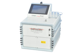 DIMA-easyTOC® – Analyser for TOC and NPOC