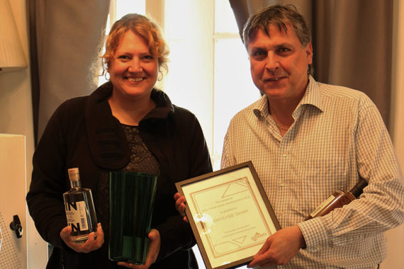 Juni 2017 — ENVILYSE erhält Dekati Sales Award in Finnland