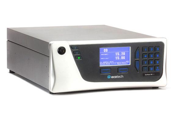 Eignungsgeprüfter Gas CO analysator Serinus 30 Ecotech