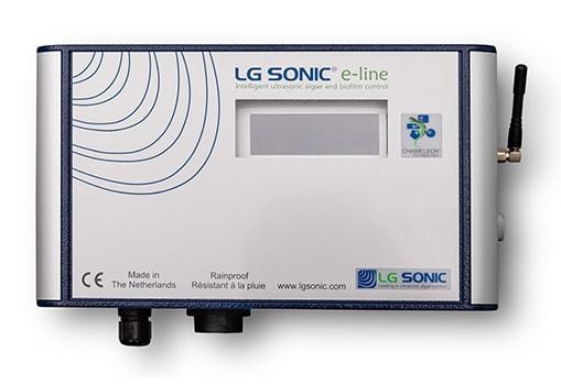 LGSonic Algenkontrolle e-line Control-box