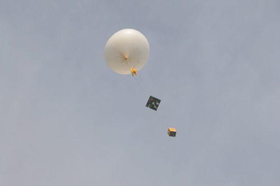 Applikationen Wetterballon Messungen aus Flugzeugen