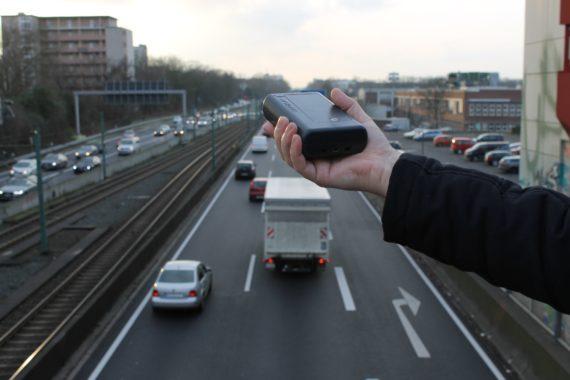 April 2018 – Die neue microAeth® MA-Serie ist erfolgreich auf dem deutschen Markt gestartet