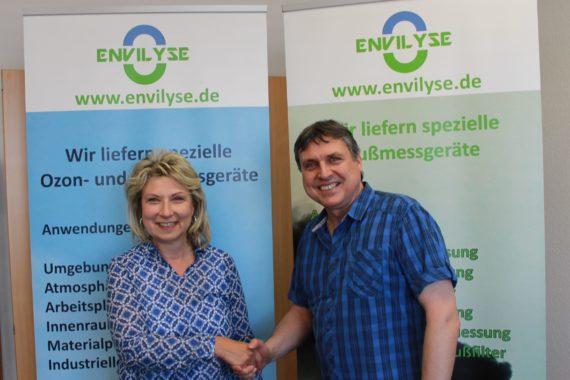Mai 2018 – Verstärkung für das ENVILYSE Team